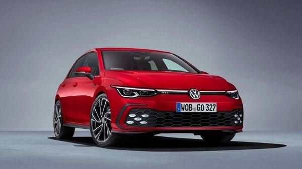 Volkswagen reveals the 8th generation of Golf GTI digitally