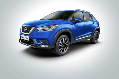Nissan Kicks 2020 is available in seven variants and features six monotone and three dual-tone colour options.