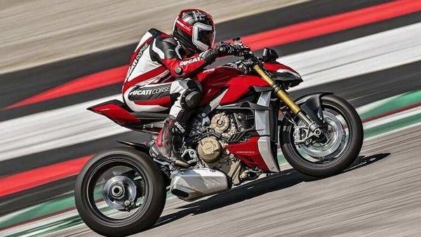 Ducati Streetfighter V4 (Representational Image) Courtesy: Ducati