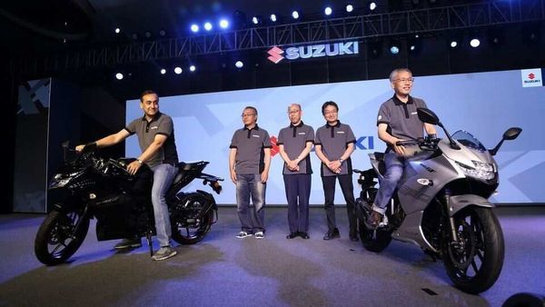 Suzuki Motorcycle had suspended its plant operations on March 23, 2020 under the government's directives to follow the nationwide lockdown.