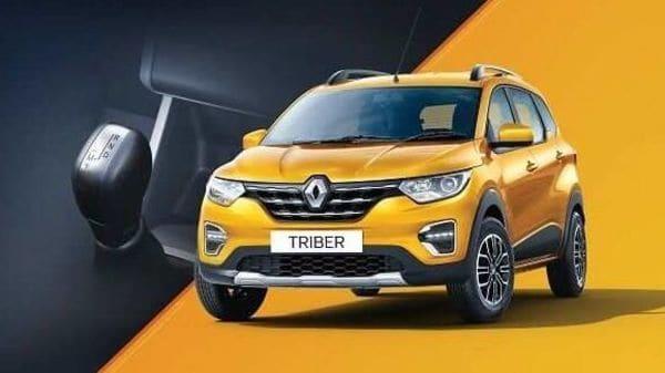 Renault Triber AMT