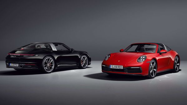 Porsche took to digital platform to officially unveil two new cars in its 911 series - the 2021 Porsche 911 Targa and Targa 4S.