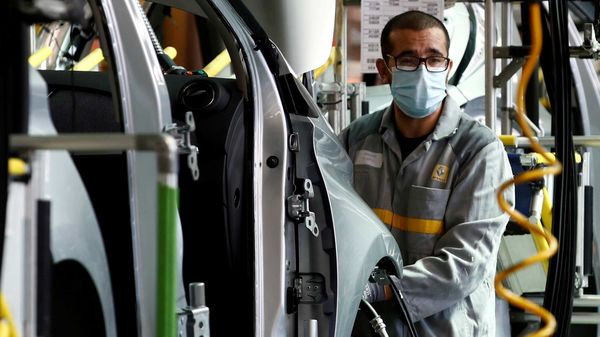 French carmaker Renault plans to cut about 400 out of some 3,200 jobs at its Slovenian unit Revoz. (REUTERS)