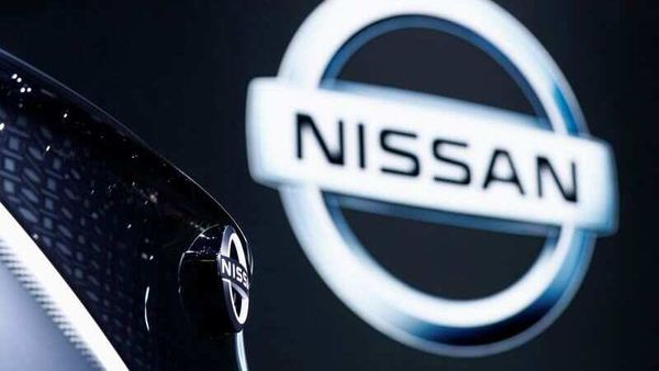 The Nissan logo is seen at their booth at the Tokyo Motor Show, in Tokyo, Japan. (REUTERS)