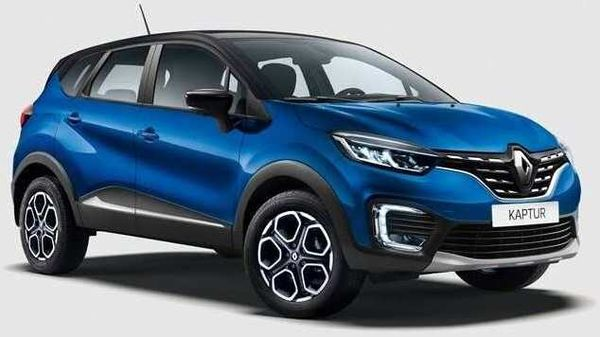 Renault Captur 2020 has been revealed in the Russian market.