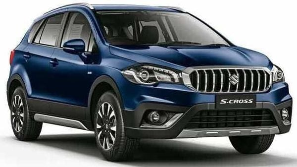 Maruti Suzuki S-Cross petrol was official revealed at the Auto Expo 2020.