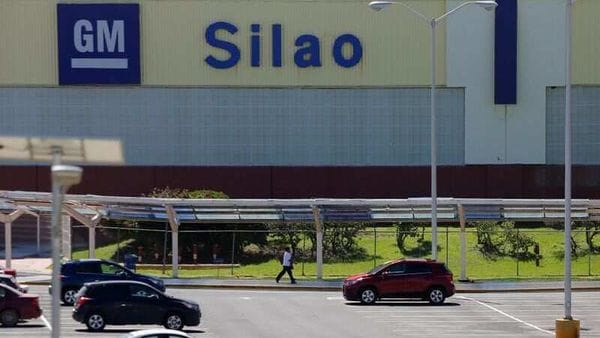 FILE PHOTO: A general view shows the GM pickup and transmission plant in Silao, Mexico. (REUTERS)