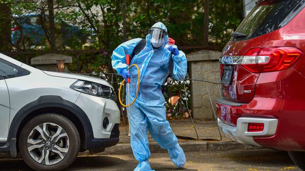 Delhi government's vehicle disinfection facility is likely to be operationalised within a week. (File photo used for representational purpose). (PTI)