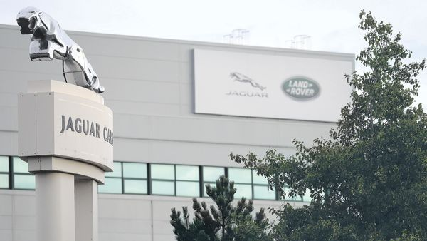 With the coronavirus pandemic crippling demand for automobiles worldwide, Tata Motors Ltd. is worth nothing without its luxury unit Jaguar Land Rover, according to CLSA Ltd. (File Photo of JLR facility used for representational purpose only) (MINT_PRINT)