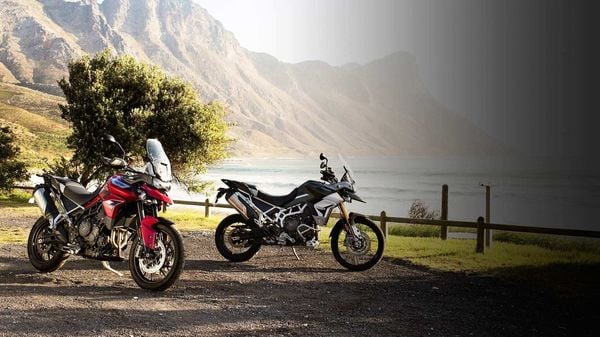Triumph Tiger 900 range is set to be slightly more expensive than the Tiger 800.
