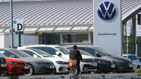 A German Federal Court has asked Volkswagen to compensate the owner of one of its vehicles affected by the diesel scandal. (Bloomberg)