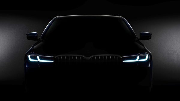 BMW teased the BMW 5 Series and BMW 6 Series ahead of its launch on May 27