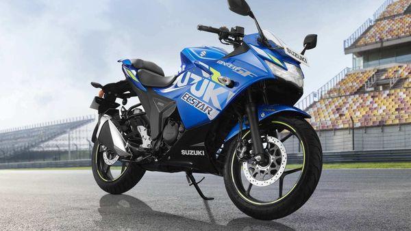 File photo: Suzuki Motorcycle