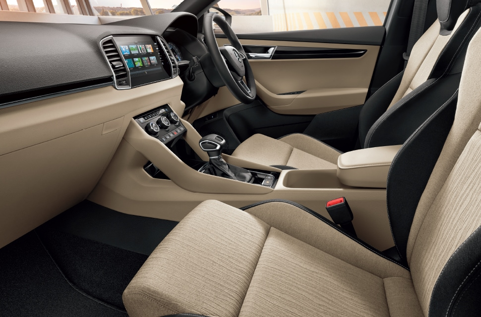 Inside the cabin, it gets a 10.25-inch fully digital instrument cluster, a 8-inch touchscreen infotainment system, panoramic sunroof, LED ambient lighting, two-zone automatic climate control, 12-way electrically adjustable driver's seat with memory function and much more.