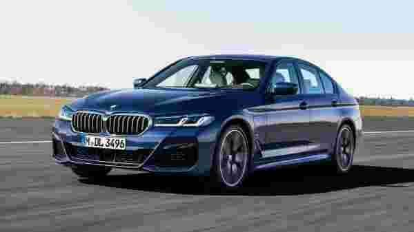 The new BMW 5 Series sedans will be available for sale in the US starting from July.