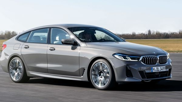 BMW 6 Series Gran Turismo, one of the latest models from the German carmaker, has been launched digitally today. It gets a modified exterior design with a sharp and sporty profile.