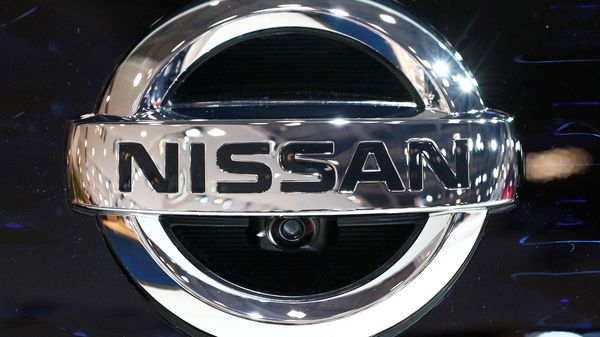 File photo: A Nissan logo is pictured at Brussels Motor Show, Belgium. (REUTERS)