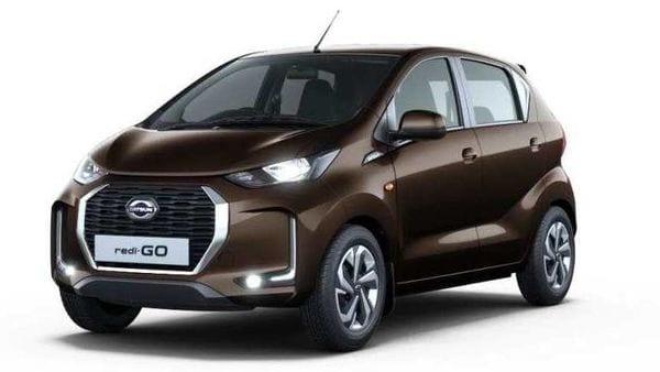 Datsun redi-GO facelift