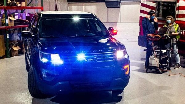 Ford is piloting a new heated sanitisation software solution that can help kill the Covid-19 virus inside its Police Interceptor Utility vehicles, which helps decrease the potential spread of the virus.