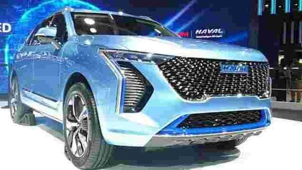 File photo of Concept H: A concept car presented by Chinese brand Great Wall Motors (GWM) at Auto Expo 2020 under its sub-brand Haval.