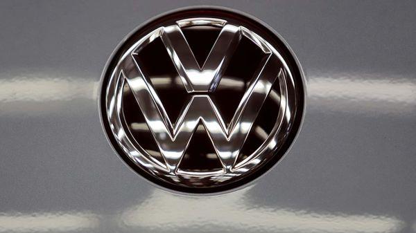 File Photo: VW logo on a Beetle car. (REUTERS)