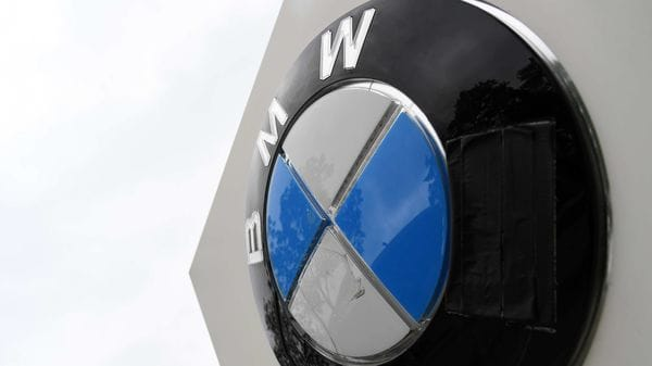 File photo: The logo of German car manufacturer BMW is seen at the company headquarters in Munich, Germany. (REUTERS)