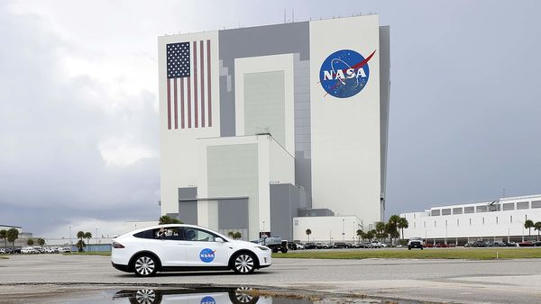 While Tesla cars have never been advertised using traditional mediums, indirect measures like transporting astronauts to SpaceX launch site in a Model X have often worked wonders. SpaceX is a company owned by Elon Musk as well. (REUTERS)