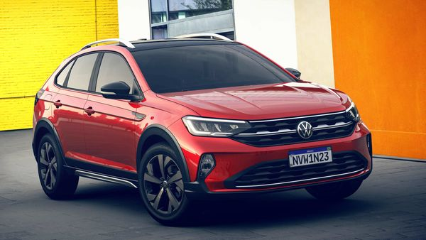 German carmaker Volkswagen has launched its new SUV Nivus, its first with a coupe-like sporty design.
