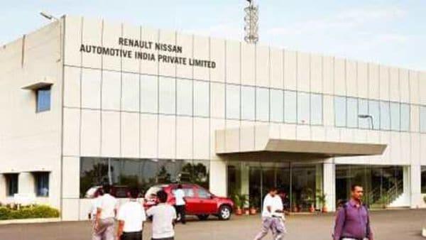 Nissan Motor's facility in Chennai. (Photo courtesy: Renault)