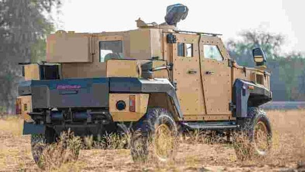 The Mahindra ALSV is meant for patrolling in high intensity areas, can launch a raid in open or desert terrain, can be used in special forces operations or as part of quick reaction teams besides reconnaissance jobs.