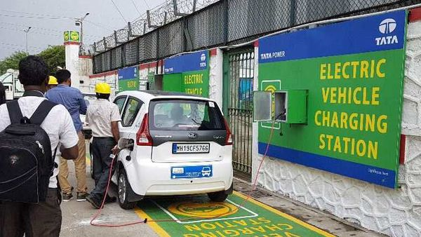 Tata Power EZ charge network has already installed 170 fast and smart-charging points in various usage environments in more than 20 cities in India. (File photo)