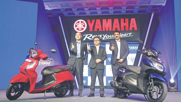 Motofumi Shitara, chairman and MD, Yamaha Motor India feels complete closure of economic activities should have been reviewed carefully. (File photo)