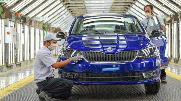 Skoda Auto Volkswagen India had earlier resumed operations at its Aurangabad facility last month.
