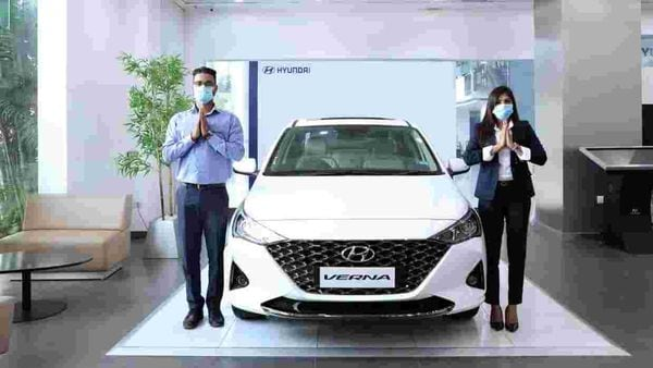 2020 Hyundai Verna was launched through digital means.