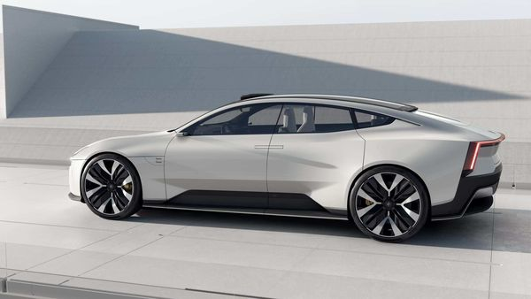 The new Polestar 3 gets a four-door Gran Turismo type body. (Image used for representational purpose)
