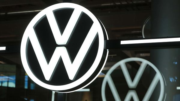 Represenational file photo: A Volkswagen (VW) logo sits on display in the visitors area of the Volkswagen AG e-Golf electric automobile factory in Dresden, Germany. (Bloomberg)