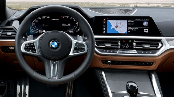 On the inside, the BMW 4 Series Coupe gets a 5.1-inch colour display in the instrument cluster and an 8.8-inch touchscreen for infotainment. The Live Cockpit Professional package option allows one to upgrade to a 12.3-inch fully digital gauge display and a 10.2-inch central multimedia screen.