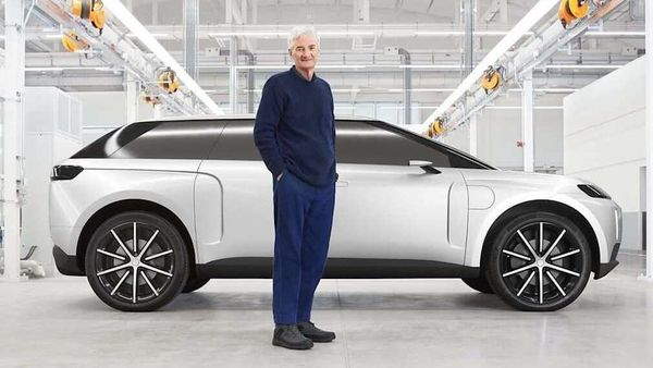 UK's richest billionaire James Dyson has revealed more images of his failed electric SUV project. (Photo courtesy: dyson.co.uk)