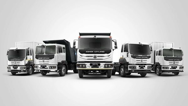 The new modular trucks will come with i-Gen6 BS 6 technology.
