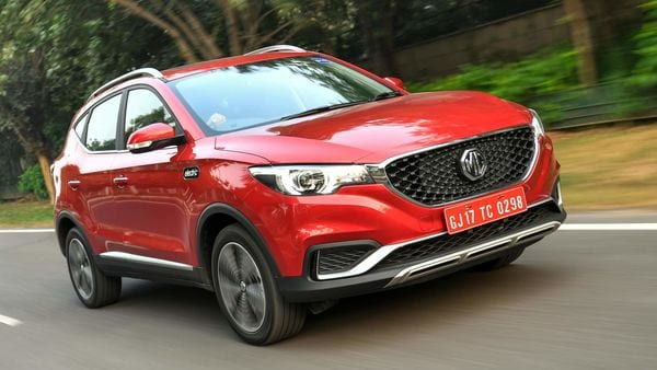 MG ZS EV currently has a range of 340 kms, which the company plans to increase to 500 kms.