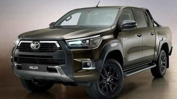 2021 Toyota Hilux was revealed in Thailand on Thursday.