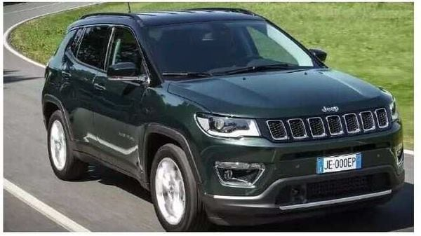 2021 Jeep Compass facelift gets subtle styling updates.