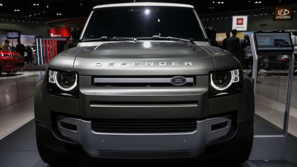 The 2020 Land Rover Defender. (Representational File Photo) (Bloomberg)