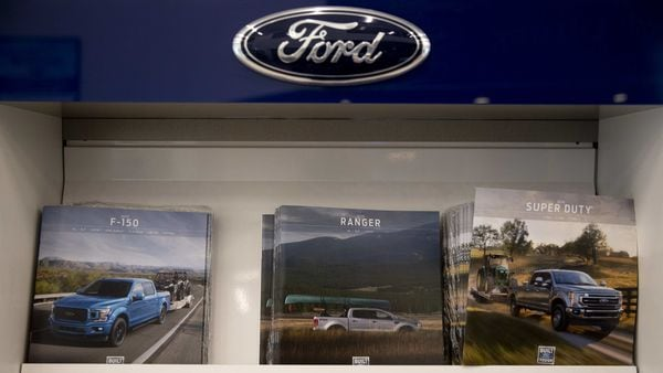 File photo: Ford has had workers at several US factories test positive for Covid-19 since the facilities reopened May 18. (Bloomberg)