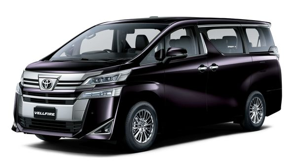 Toyota Vellfire is the costliest vehicle in the company's India line-up.