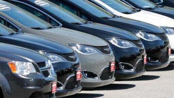 Auto sales around Europe have crashed, though countries including the UK, France and Germany have all reported partial recoveries in May. (File photo used for representational purpose). (AP)