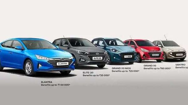 Hyundai Motor India is offering alluring discounts and offers for the month of June.