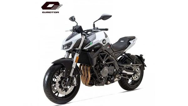 QJ SRK 600 is a technical cousin to the Benelli TNT 600i.