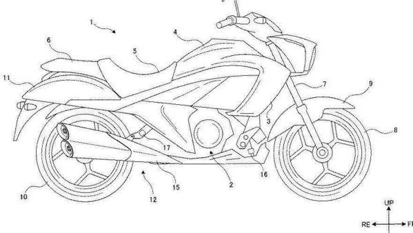 Suzuki Intruder 250 Patent (Image Source: kojintekibikematome.blog.jp)