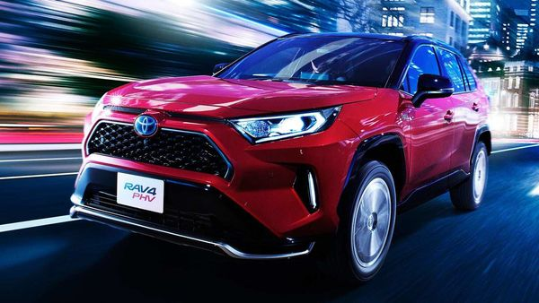 The RAV4 Prime boasts an electric range of 42 miles (around 67 kms).